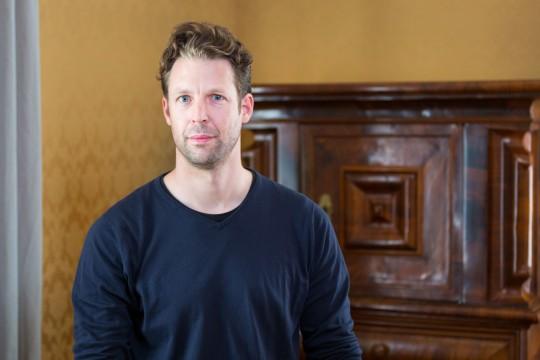 Marco Böckli, Handwerker in der Denkmalpflege FA mit Fachrichtung Möbel/Innenausbau © Raphael Hünerfauth